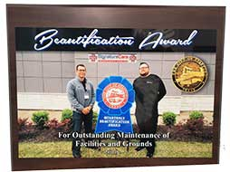 City of Stafford Beautification Award 2019