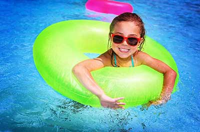 Water Safety - Swimming in the Summer