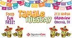 Odessa Emergency Center Free Tamale Tuesday