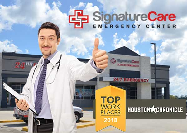 Houston Top Workplaces 2018 Award