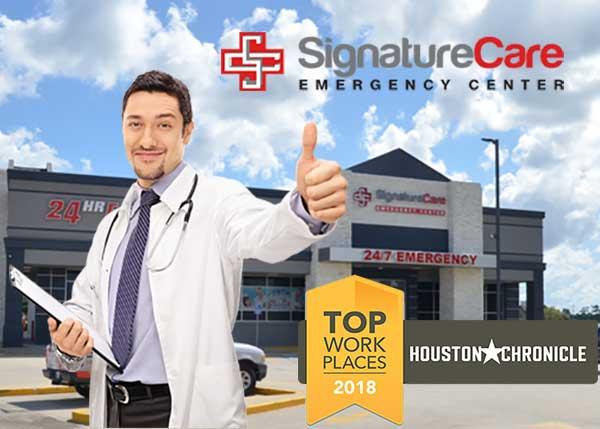 Houston Top Workplaces 2018 Award