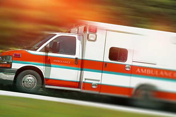 Uber vs Ambulance to the Emergency Center