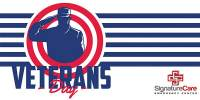 SignatureCare Emergency Center is Appreciating our Veterans this Veterans Day