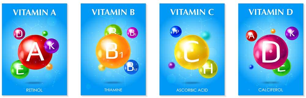 Vitamins help during coronavirus and flu season