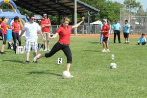 Westchase Challenge Kickball