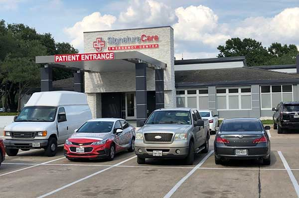 Westchase Emergency Care Center - Westchase, Houston TX