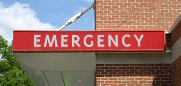 what to bring to the emergency room